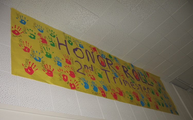 Monthly Awards Ceremonies Honor Positive Behavior - article thumnail image