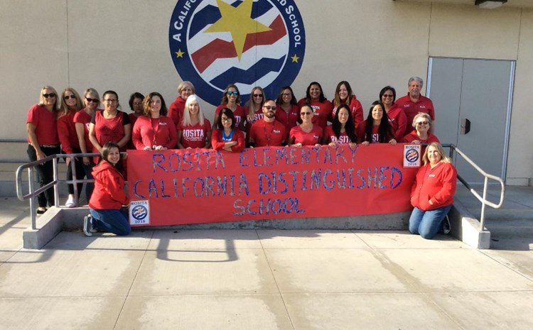 Rosita is Named 2018 California Distinguished School - article thumnail image