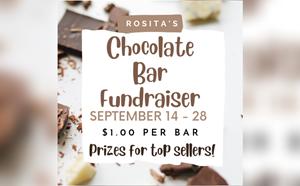 2021 Rosita Chocolate Bar Fundraiser - article thumnail image